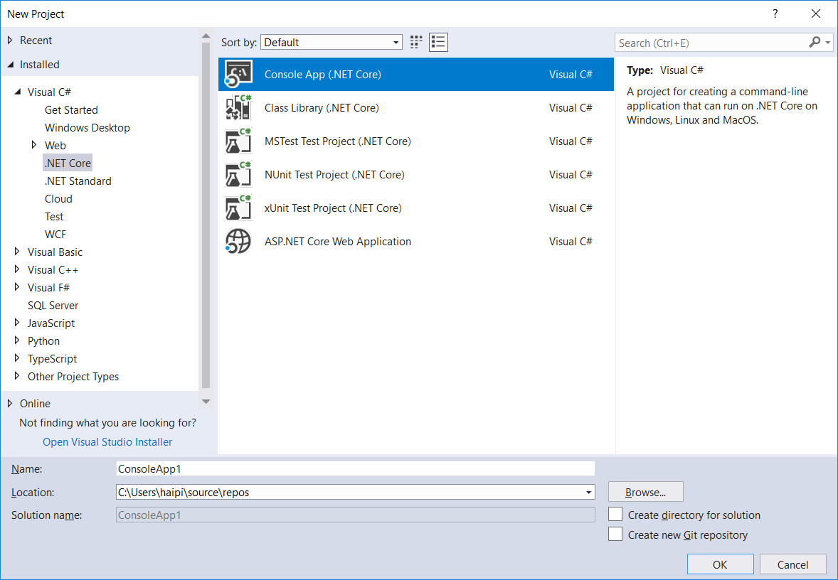 Get started with TensorFlow NET — TensorFlow NET 0 6 0 documentation